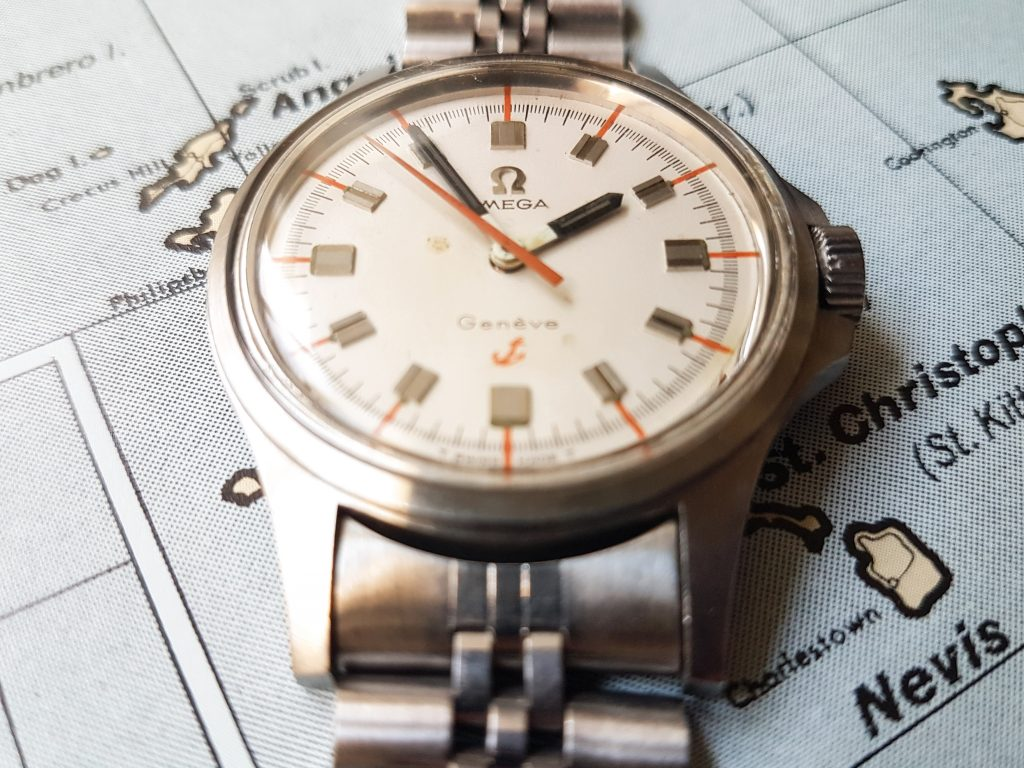 Omega Admiralty 135.015
