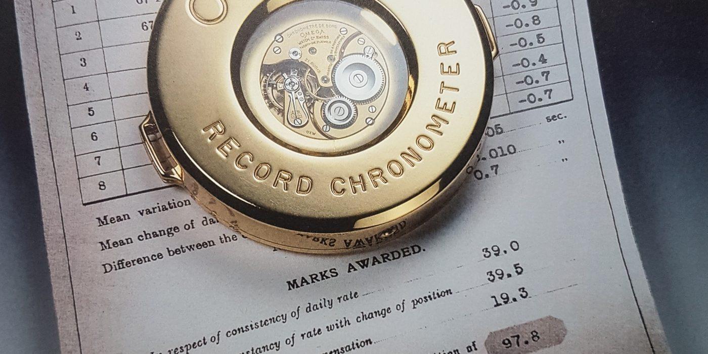chronmetre omega livre